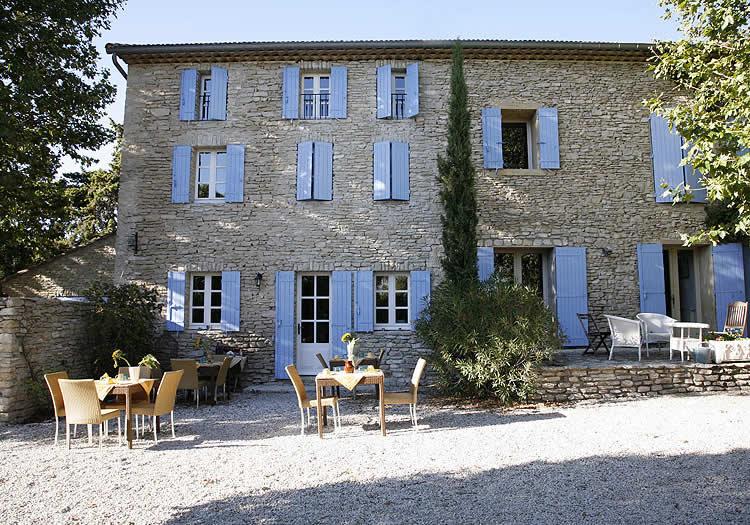 Chambre D Hote Contemporaine Vaucluse : Chambres d hôtes avec piscine en vaucluse le mas des